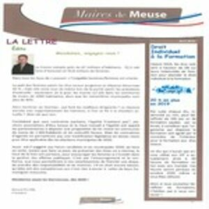 Bulletin La lettre avril 2019